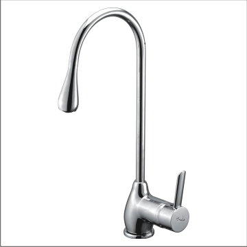 Kitchen Sink Mixer Table Mounted With Swivel Spout 2